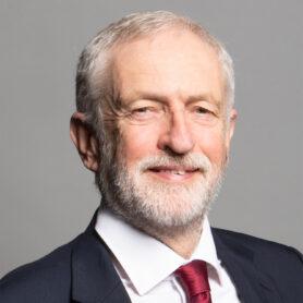 Photo of Jeremy Corbyn MP