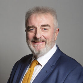 Photo of Tommy Sheppard MP