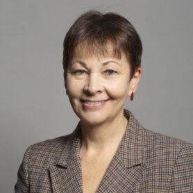 Photo of Caroline Lucas MP