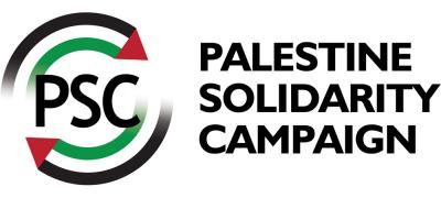 Palestine Solidarity Campaign logo